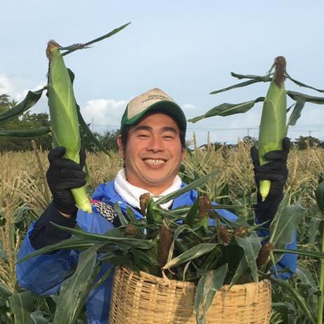 現代の上杉鷹山を目指し、札幌から愛を込めて野菜を提供するサイヤ(野菜)人
