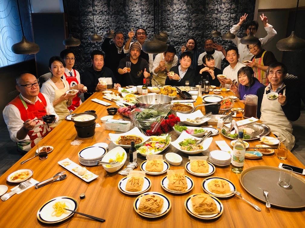 美食倶楽部みえのオープニングイベントに参加しました。